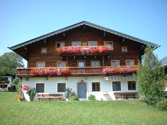 Unser Huberhof, Bauernhof in Leogang